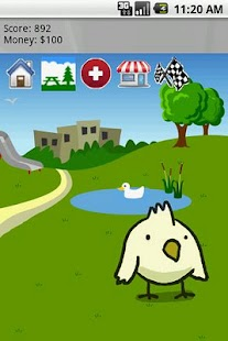 QuantaPet: The Virtual Pet- screenshot thumbnail