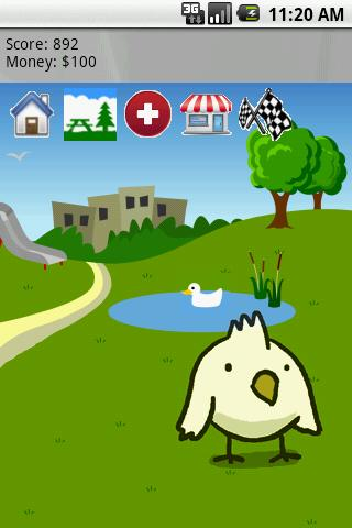 QuantaPet: The Virtual Pet - screenshot