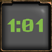 Pip Boy 2000 Clock Widget