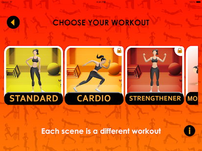 7 Minute Workout- screenshot thumbnail