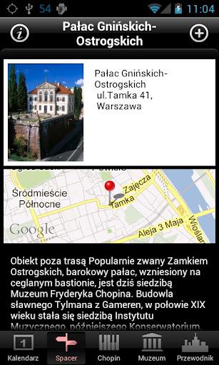 【免費旅遊App】Warsaw Chopin Guide-APP點子