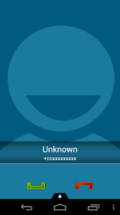 BIG! caller ID Unlocker - screenshot thumbnail