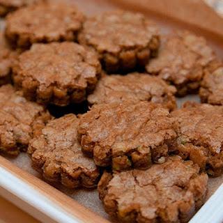 Butterscotch Pistachio 'Cookies'