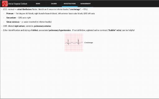 【免費醫療App】Cardiology OSCE Cases-APP點子