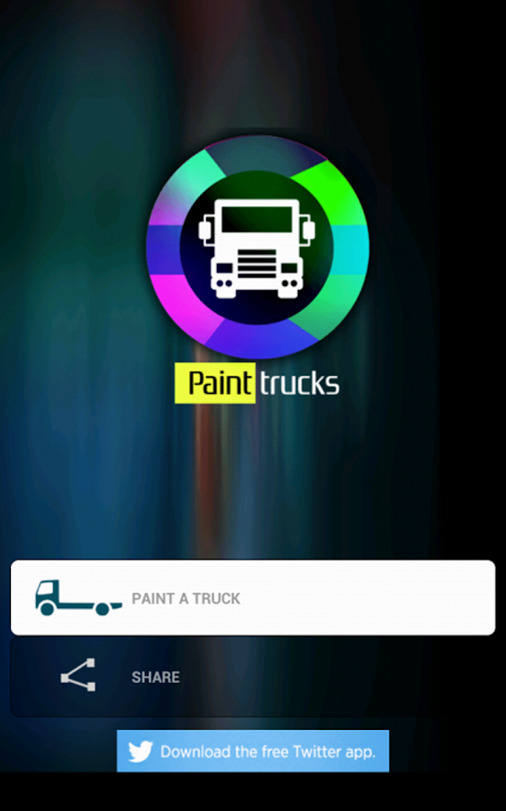 Paint Trucks Android Apps On Google Play