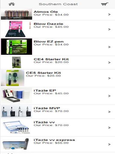 【免費購物App】Vapor Shop-APP點子