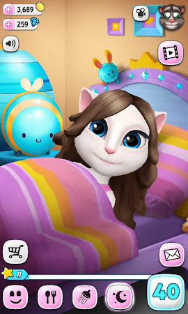 My Talking Angela 1.6.1 screenshot 1767