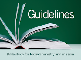 Screenshot of Guidelines: Bible Study