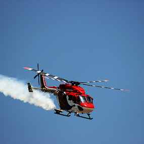 Sarang - Indian Air Force by Guru Prasad - Transportation Helicopters ( helicopter, air force, aircraft, air show, airshow,  )
