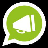 برودكاست فيديو واتس اب ٢٠١٤