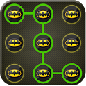 Batman Pattern Screen Lock icon