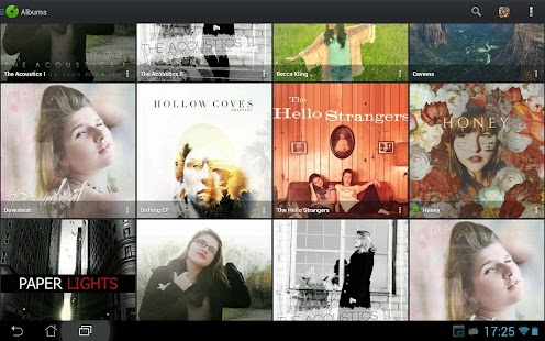 PlayerPro Music Player Trial Screenshot 9