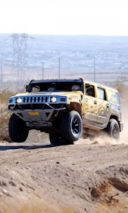 Hummer Live Wallpaper HD - screenshot thumbnail