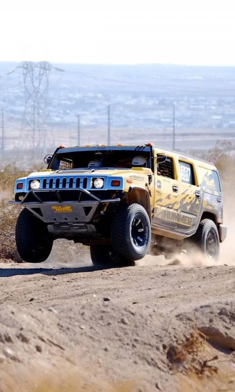 Hummer Live Wallpaper HD - screenshot