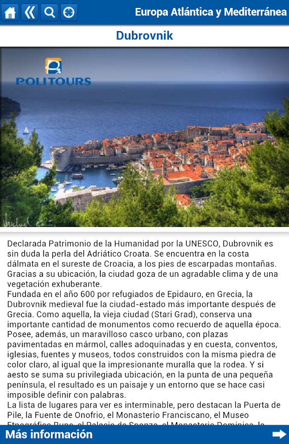 Europa Atlantica Politours- screenshot