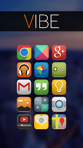 Vibe - Icon Pack v2.4.4