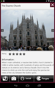 Milan Travel Guide screenshot 17