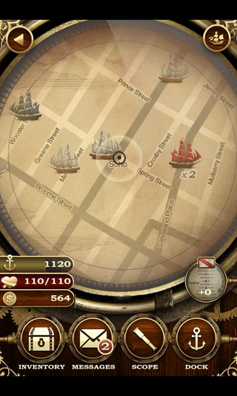 Captains Conquest - screenshot