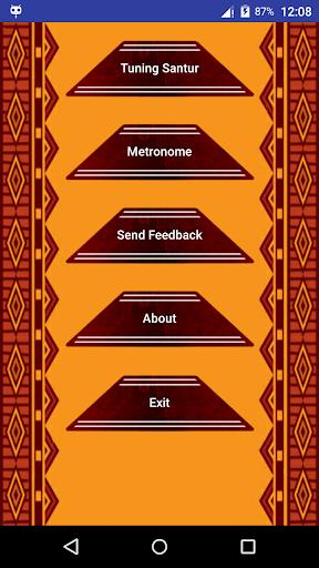 Santur Tuner screenshot