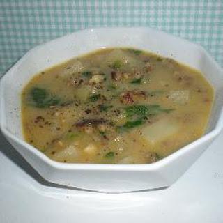 Tuscan Soup.
