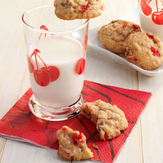 Cheery Cherry Cookies.