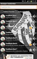 Screenshot of Bursaspor Amigo