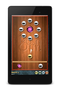 PushOut! inspired by Billiards- screenshot thumbnail