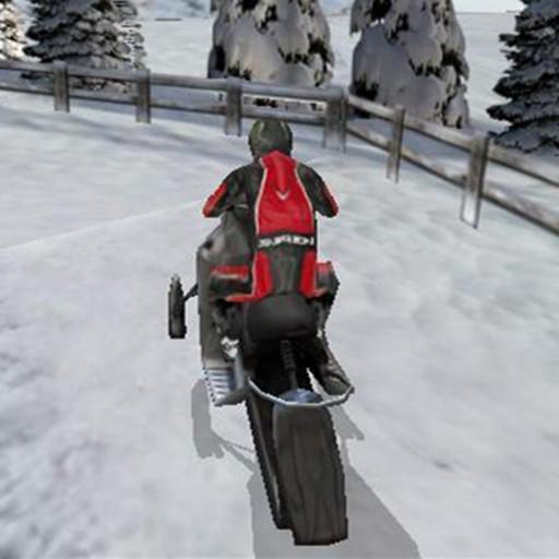 賽車遊戲App|Snow Violence Motor(雪地暴力摩托) LOGO-3C達人阿輝的APP