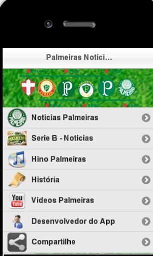 Noticias Palmeiras 2013