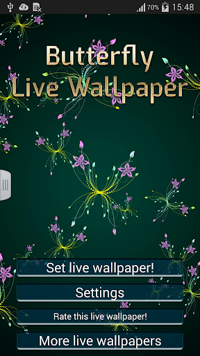 玩個人化App|蝴蝶动态壁纸免費|APP試玩