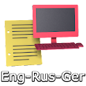 Eng-Rus-Ger Offline Translator icon