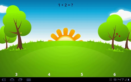 Math For Kids (demo)- screenshot thumbnail