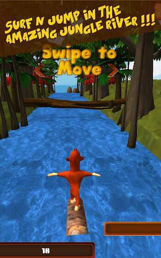 Monkey River Race