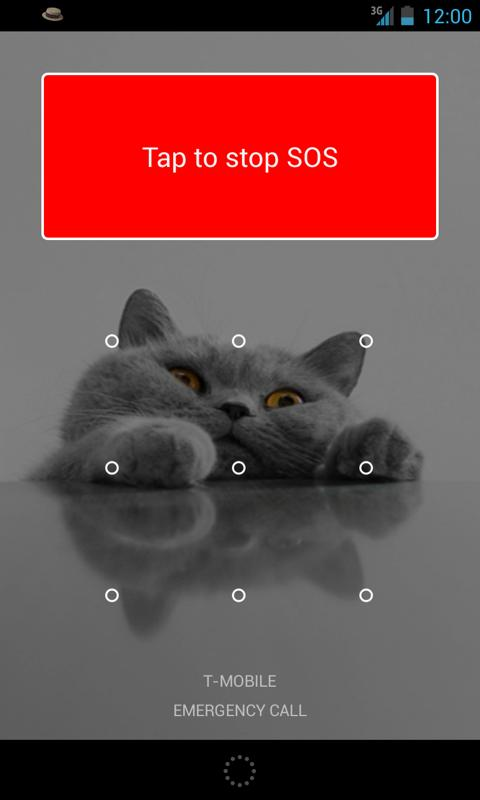 Shipoopi Lockscreen Widget - screenshot