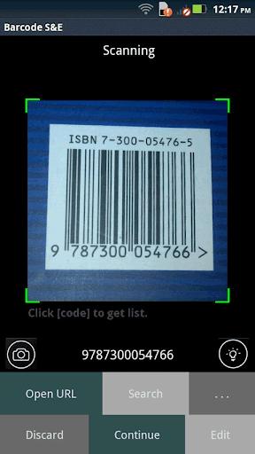 Barcode S E