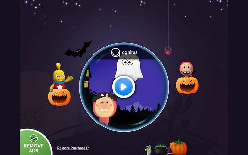 Spooky Hallows: Activity