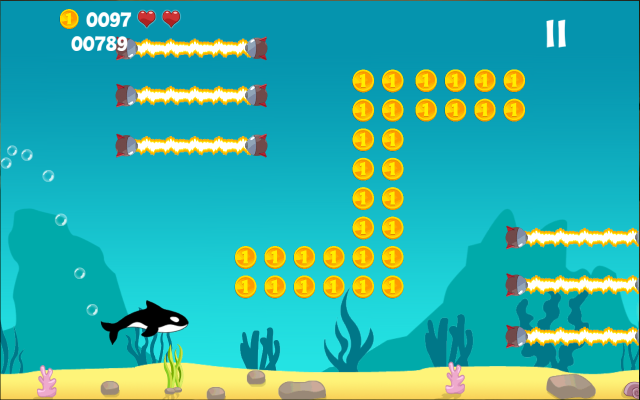 Killer Whale 2D Platform Game - Android Apps on Google Play