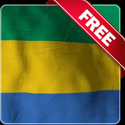 Габон флаг бесплатно
