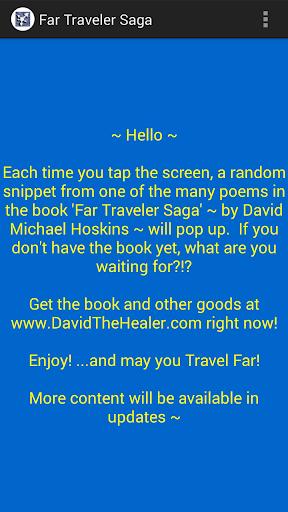 Far Traveler Saga
