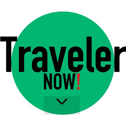 近くに居る旅人を見つけられる Traveler NOW! LOGO-APP點子
