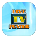 Live TV Player icon