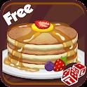 パンケーキメーカー - 料理ゲーム icon