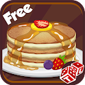 Pan pastelero-juego de cocina icon