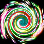 Glow Spin Art 1.0.2 Apk