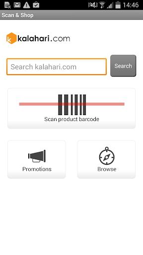 kalahari.com Scan Shop