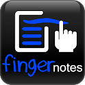Finger Notes (Full) logo