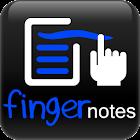 Finger Notes (Full) icon