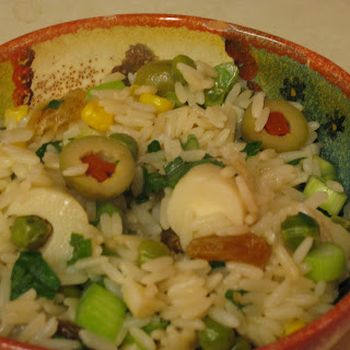Brazilian Rice Recipes.