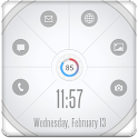 Circle Launcher HD UCCW SKIN icon