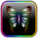Butterflyglow3 GoLauncherTheme icon